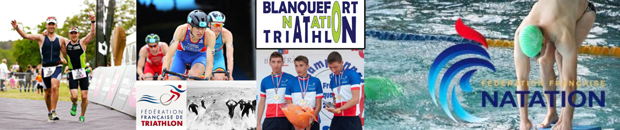 E.S. Blanquefort Natation – Triathlon