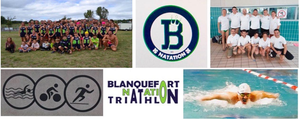 E.S. Blanquefort Natation – Triathlon